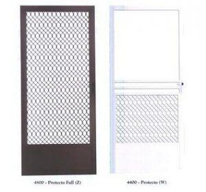 Protecto 4800 and Protecto 4400 doors