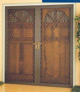 Sentry Security French Door - Screen Door in Harbor City, CA