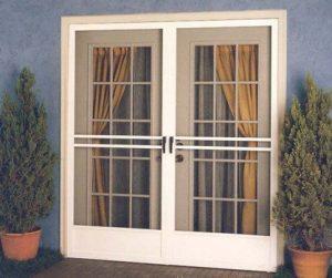 Double Door Screen