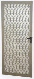 Aluminum Security Screen Doors